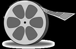 Movie clipart film reel