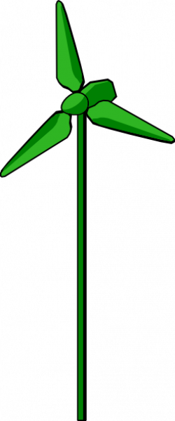 Wind Turbine clipart cartoon