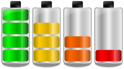 Energy clipart battery