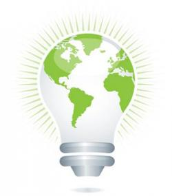 Energy clipart earth hour
