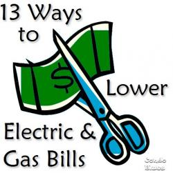 Rate clipart electric bill