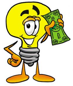 Fawcet clipart electricity bill