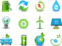 Energy clipart environmental science
