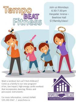 Energy clipart family fitness
