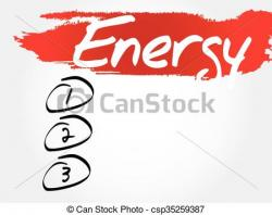 Energy clipart fitness