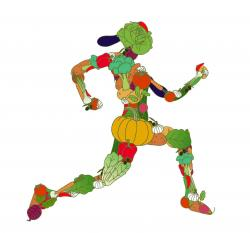 Energy clipart healthy body