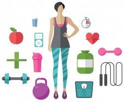 Energy clipart healthy life