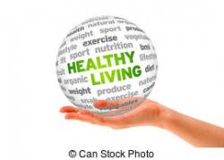 Energy clipart healthy living