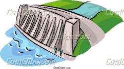 Energy clipart hydro electric
