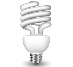 Electricity clipart led bulb