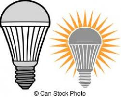 Energy clipart led bulb