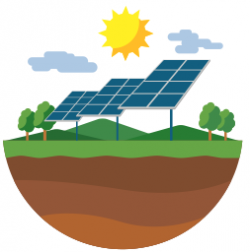 Technology clipart renewable energy