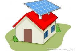 Panels clipart alternative energy