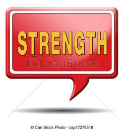 Energy clipart strength