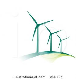 Wind Turbine clipart wind power
