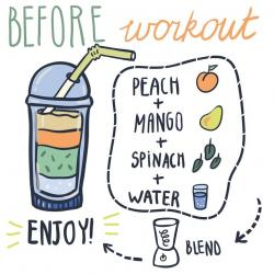 Energy clipart workout