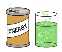 Energy Drink clipart