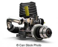 Pitons clipart automobile engine
