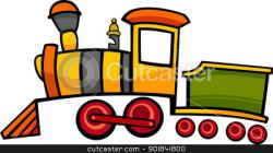 Locomotive clipart train cart