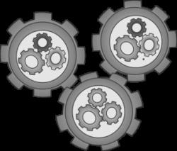 Engine clipart cog