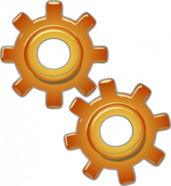 Gears clipart engineering symbol