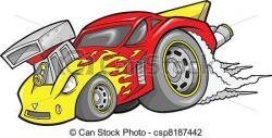 Hot Wheels clipart motor racing
