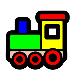 Locomotive clipart train engine