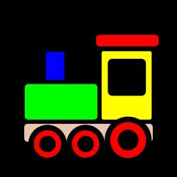 Locomotive clipart train engine