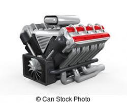 Pitons clipart car motor