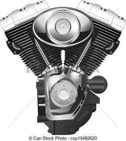 Engine clipart motorcycle