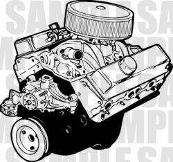 Engine clipart race engine