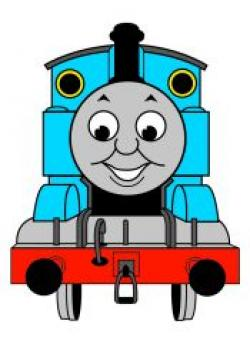 Thomas The Tank Engine clipart railway engine
