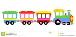 Locomotive clipart baby train