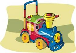 Engine clipart toy train