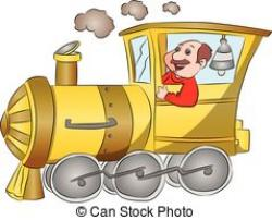 Engine clipart train driver