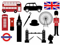Queen clipart london