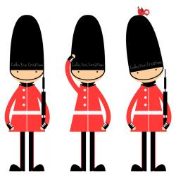 Queen clipart soldier