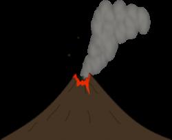 Lava clipart mayon volcano