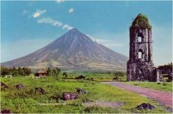 Eruption clipart mayon volcano