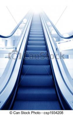 Escalator clipart fast