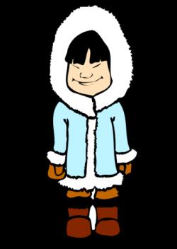 Eskimo clipart