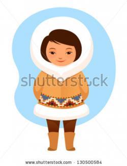 Eskimo clipart clothes