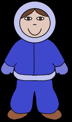 Eskimo clipart inuit