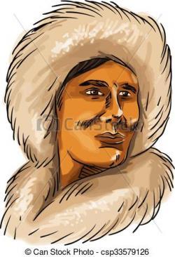 Eskimo clipart parka