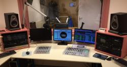 Estudio clipart radio dj