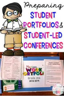 Exhibit clipart student led conference