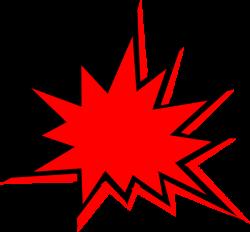 Boom clipart blast