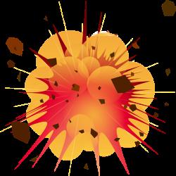 Boom clipart explosive