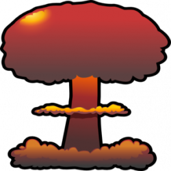 Explosions clipart