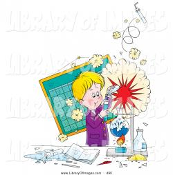 Explosions clipart chemistry explosion